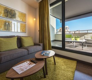 Suite junior  VINCCI CENTRUM Madrid